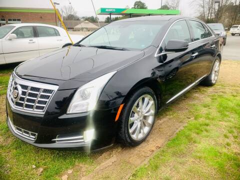 2013 Cadillac XTS for sale at BRYANT AUTO SALES in Bryant AR