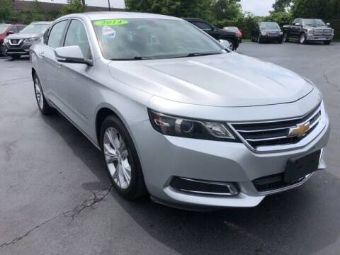 2014 Chevrolet Impala for sale at Newcombs Auto Sales in Auburn Hills MI