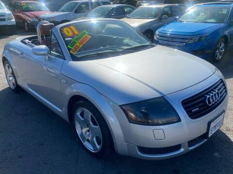2001 Audi TT for sale at North County Auto in Oceanside CA