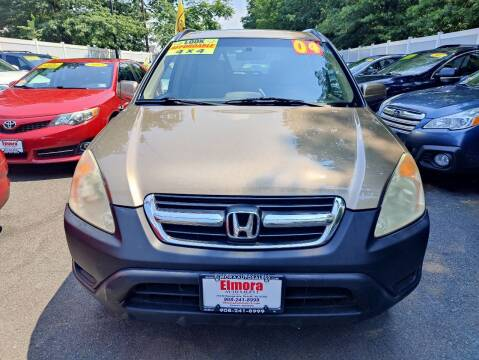 2004 Honda CR-V for sale at Elmora Auto Sales in Elizabeth NJ