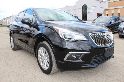 2017 Buick Envision for sale at SHAFER AUTO GROUP in Columbus OH