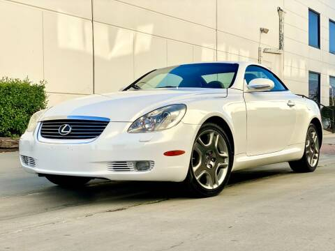 2006 Lexus SC 430 for sale at New City Auto - Retail Inventory in South El Monte CA