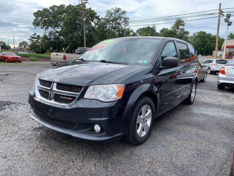 2013 Dodge Grand Caravan for sale at Credit Connection Auto Sales Dover in Dover PA