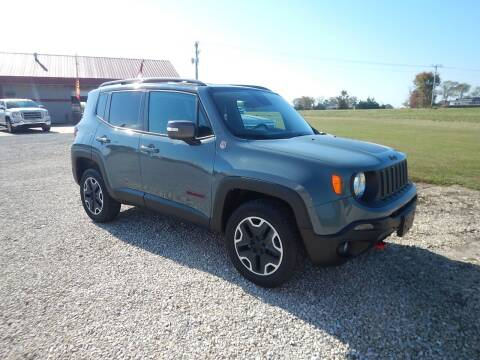 2015 Jeep Renegade for sale at All Terrain Sales in Eugene MO