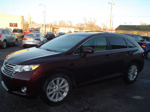 2010 Toyota Venza for sale at World of Wheels Autoplex in Hays KS