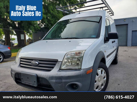 2013 Ford Transit Connect for sale at Italy Blue Auto Sales llc in Miami FL