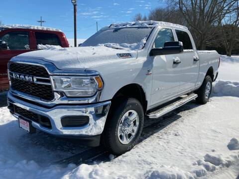 2021 RAM Ram Pickup 2500 for sale at Louisburg Garage, Inc. in Cuba City WI