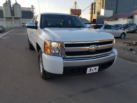 2008 Chevrolet Silverado 1500 for sale at J & S Auto Sales in Thompson ND