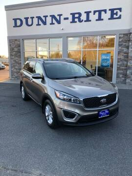 2016 Kia Sorento for sale at Dunn-Rite Auto Group in Kilmarnock VA