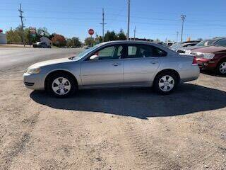 2006 Chevrolet Impala for sale at J & S Auto in Downs KS