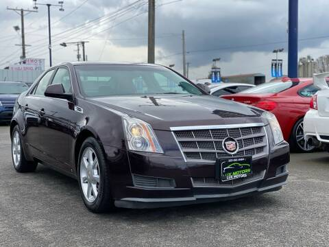 2009 Cadillac CTS for sale at Lux Motors in Tacoma WA