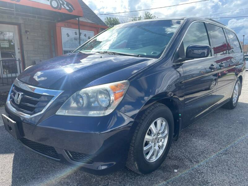 2008 Honda Odyssey for sale at 5 STAR MOTORS 1 & 2 in Louisville KY