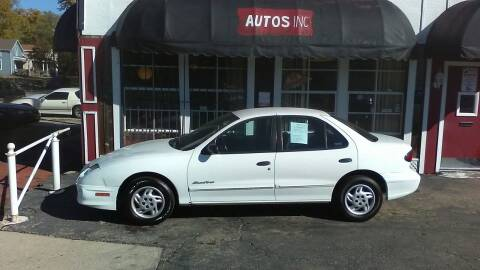 1999 Pontiac Sunfire for sale at Autos Inc in Topeka KS