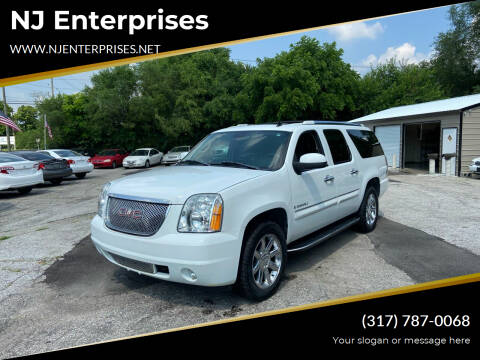 2008 GMC Yukon XL for sale at NJ Enterprises in Indianapolis IN