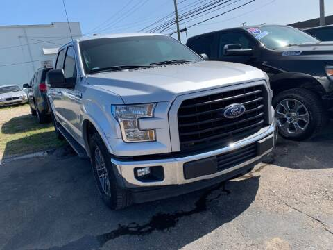 2016 Ford F-150 for sale at M-97 Auto Dealer in Roseville MI