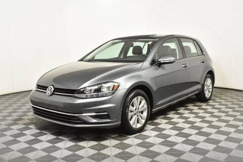 2020 Volkswagen Golf for sale at Southern Auto Solutions-Jim Ellis Volkswagen Atlan in Marietta GA