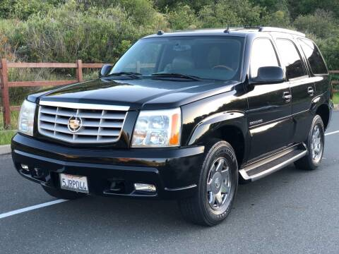 2004 Cadillac Escalade for sale at JENIN MOTORS in Hayward CA