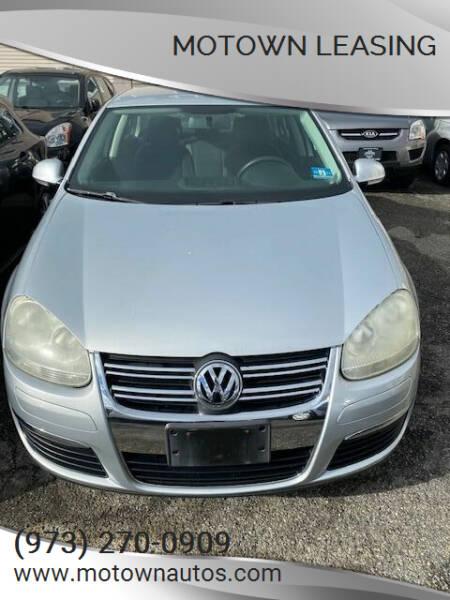 2009 Volkswagen Jetta for sale at Motown Leasing in Morristown NJ