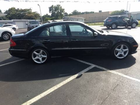 2009 Mercedes-Benz E-Class for sale at Kenny's Auto Sales Inc. in Lowell NC