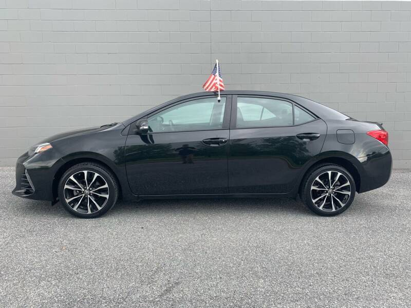 2017 Toyota Corolla for sale at Automax of Frederick in Frederick MD