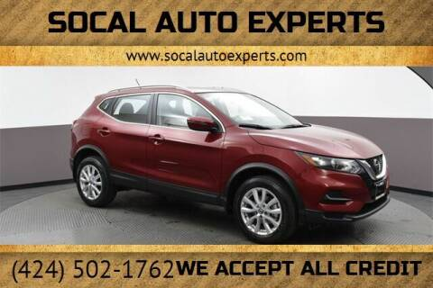 2017 Nissan Rogue Sport for sale at SoCal Auto Experts in Culver City CA
