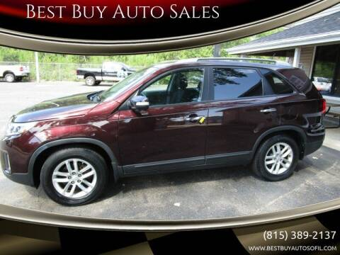 2014 Kia Sorento for sale at Best Buy Auto Sales in South Beloit IL