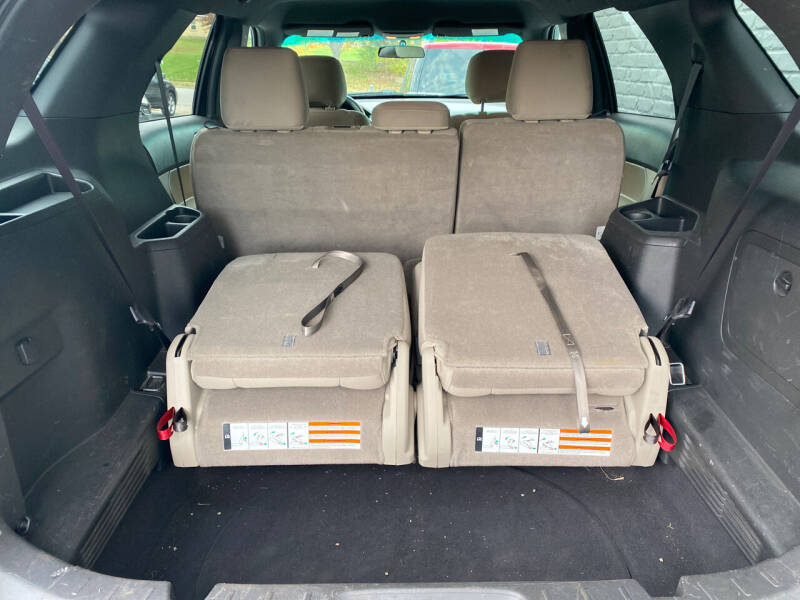 2013 Ford Explorer 4dr SUV - Cincinnati OH