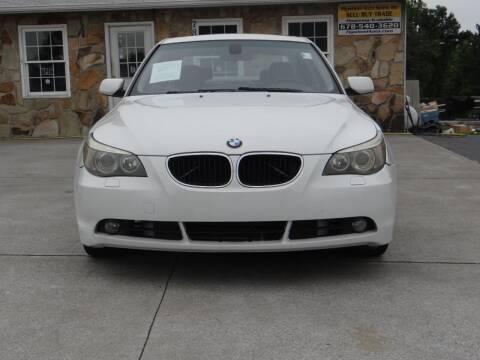 2004 BMW 5 Series for sale at Flywheel Auto Sales Inc in Woodstock GA