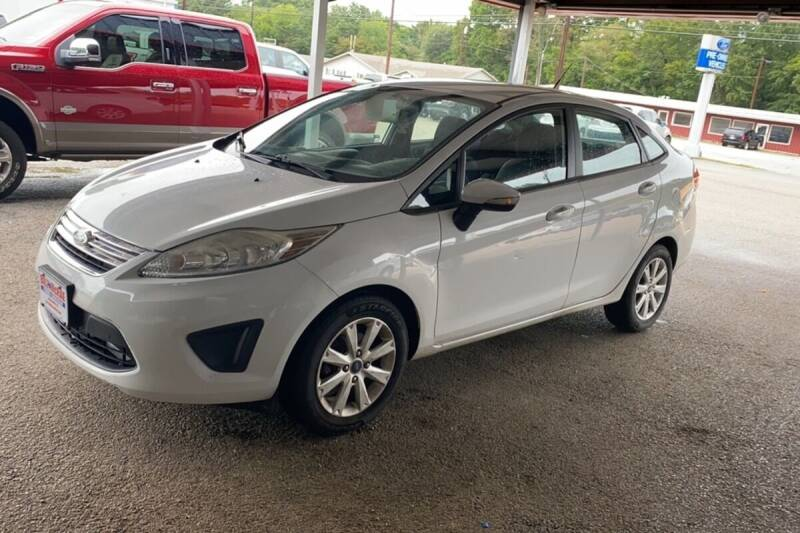 2013 Ford Fiesta for sale in D'Iberville, MS