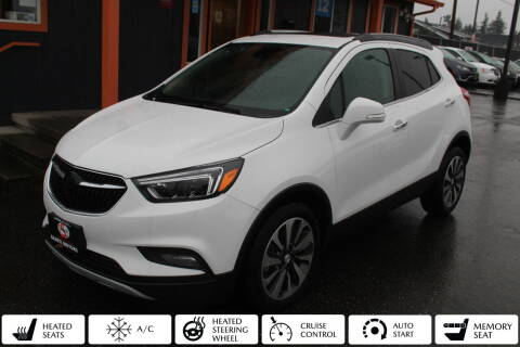 2019 Buick Encore for sale at Sabeti Motors in Tacoma WA