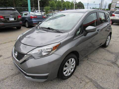 2017 Nissan Versa Note for sale at King of Auto in Stone Mountain GA