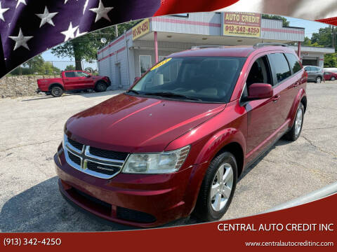 2011 Dodge Journey for sale at Central Auto Credit Inc in Kansas City KS