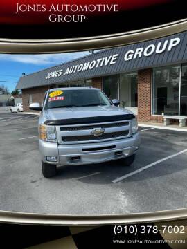 2010 Chevrolet Silverado 1500 for sale at Jones Automotive Group in Jacksonville NC