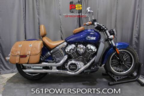 2020 Indian Scout® ABS for sale at Powersports of Palm Beach in Hollywood FL