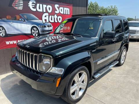 2012 Jeep Liberty for sale at Euro Auto in Overland Park KS