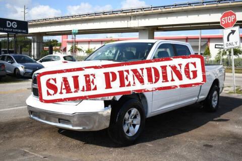 2020 RAM Ram Pickup 1500 Classic for sale at ELITE MOTOR CARS OF MIAMI in Miami FL