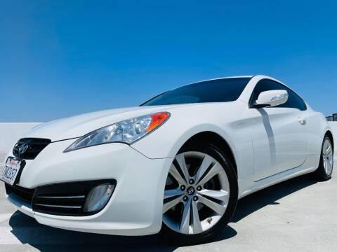 2012 Hyundai Genesis Coupe for sale at Empire Auto Sales in San Jose CA