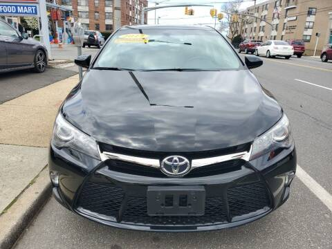 2017 Toyota Camry for sale at OFIER AUTO SALES in Freeport NY