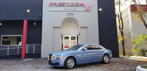 2014 Rolls-Royce Ghost for sale at Prestige USA Auto Group in Miami FL