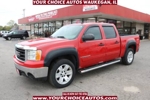 2007 GMC Sierra 1500 for sale at Your Choice Autos - Waukegan in Waukegan IL