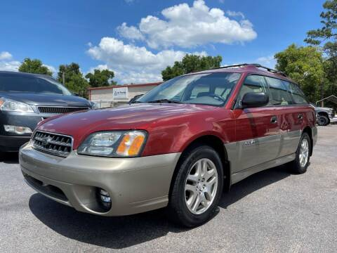 2004 Subaru Outback for sale at Upfront Automotive Group in Debary FL