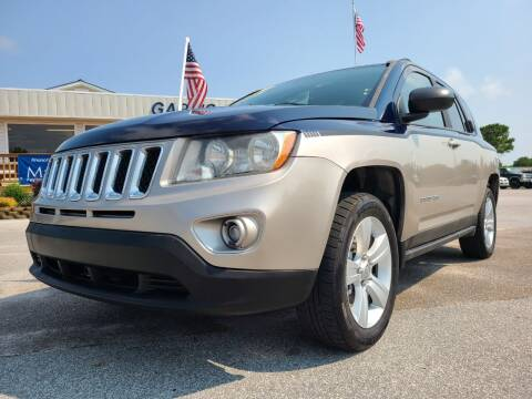 2012 Jeep Compass for sale at Gary's Auto Sales in Sneads Ferry NC