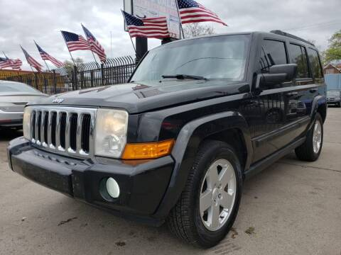 2008 Jeep Commander for sale at Gus's Used Auto Sales in Detroit MI