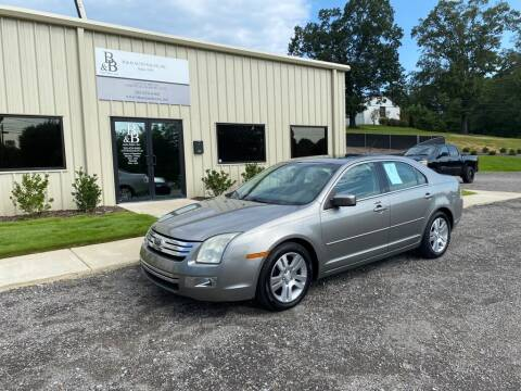 2008 Ford Fusion for sale at B & B AUTO SALES INC in Odenville AL