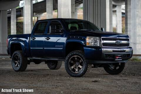 2011 Chevrolet Silverado 1500 for sale at Friesen Motorsports in Tacoma WA