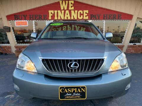 2009 Lexus RX 350 for sale at Caspian Auto Sales in Oklahoma City OK