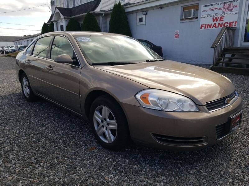 2006 Chevrolet Impala for sale at Reyes Automotive Group in Lakewood NJ