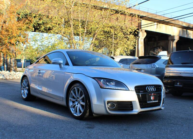 2013 Audi TT for sale at Cutuly Auto Sales in Pittsburgh PA