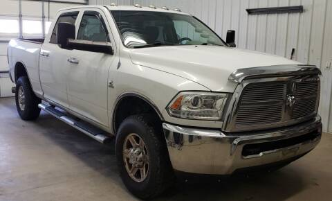 2012 RAM Ram Pickup 3500 for sale at COOPER AUTO SALES in Oneida TN