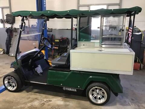 2012 Yamaha Golf Cart / food Cart for sale at K & E Auto Sales in Ardmore AL